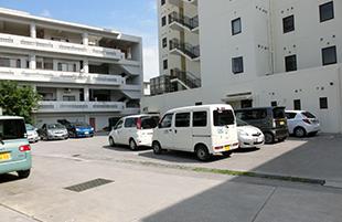 無料駐車場完備のイメージ